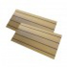 Treadmaster Step pads Atlan Teak Effect